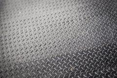 Fondo negro de la textura del tablero del metal foto de archivo