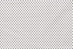 Fondo negro de punto de polca Alta foto del resoluteon imagenes de archivo