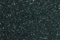 Fondo negro del extracto de la textura del brillo Foto de archivo libre de regalías