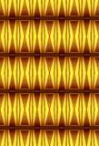 Fondo nei colori Brown-gialli, struttura senza cuciture Immagini Stock