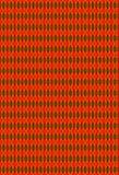 Fondo nei colori rossi e verdi, struttura senza cuciture Fotografie Stock Libere da Diritti