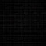 Fondo nero astratto di vettore di griglia di lerciume Fotografia Stock Libera da Diritti