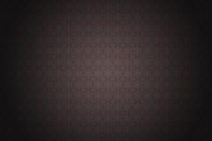 Fondo nero, con gli ornamenti del fiocco di neve Fotografia Stock Libera da Diritti