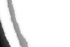 Fondo nero della pittura di colore Fotografie Stock