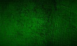 Fondo nero e verde astratto di struttura fotografia stock