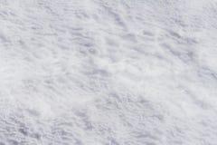 Fondo nevoso del invierno Fotografía de archivo