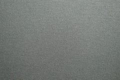 Fondo no tejido gris de la superficie de la tela del polipropileno Fotografía de archivo