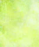 Fondo nublado de la colada de la acuarela Imagen de archivo