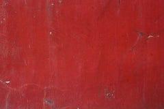 Fondo nudo rosso concreto di struttura Fotografia Stock Libera da Diritti