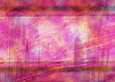 Fondo o contexto abstracto rosado Fotos de archivo libres de regalías