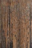 Fondo o papel pintado de madera marrón viejo Imagen vertical imágenes de archivo libres de regalías