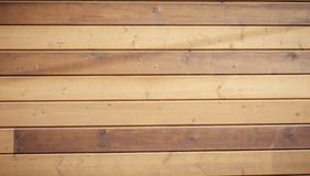 Fondo o struttura di legno dei loro bastoni orizzontali fotografia stock libera da diritti