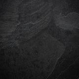 Fondo o struttura nero grigio scuro dell'ardesia Fotografie Stock