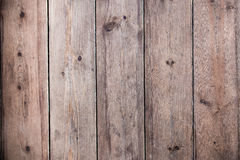 Fondo o textura de madera a utilizar como fondo Fotos de archivo libres de regalías