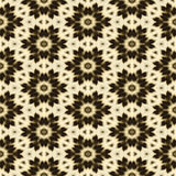 Fondo o textura inconsútil abstracto basada en la piel del leopardo Imagen de archivo libre de regalías