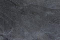 Fondo o textura negro gris oscuro de la pizarra Imagen de archivo