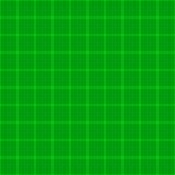 Fondo o wllpaper verde comprobado de los cuadrados Fotos de archivo