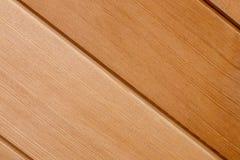 Fondo obliquo di legno di struttura dei modelli fotografia stock