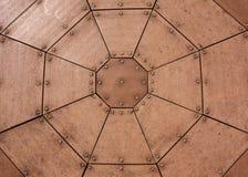 Fondo octagonal Fotos de archivo