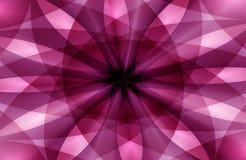 Fondo ondulado sombreado multicolor con las burbujas, papel pintado, ejemplo del vector abstracto del vector, libre illustration