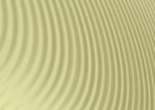 Fondo ondulato beige dell'estratto di struttura del tessuto Immagini Stock