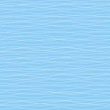 Fondo ondulato blu Fotografia Stock Libera da Diritti