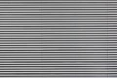 Fondo ondulato di struttura del metallo immagini stock
