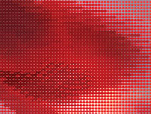 Fondo orgánico del tono medio rojo Imagen de archivo libre de regalías