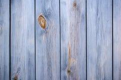 Fondo originale di bello legno strutturato blu Schede di legno Immagine Stock