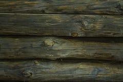 Fondo orizzontale di legno strutturato con lo spazio della copia Piattaforme orizzontali Posto per testo fotografie stock