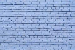 Fondo orizzontale di struttura del mattone di colore astratto Fotografia Stock Libera da Diritti