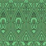Fondo ornamental del extracto del modelo del elefante abstracto libre illustration