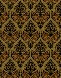 Fondo ornamental inconsútil del vector Imagenes de archivo
