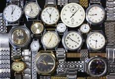 Fondo-orologi immagini stock libere da diritti