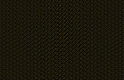 Fondo oscuro abstracto con los copos de nieve, modelo inconsútil geométrico en negro, azul rojo marrón amarillo-naranja marrón gr Imagen de archivo libre de regalías