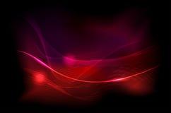 Fondo oscuro/brillante abstracto Imagen de archivo libre de regalías