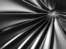 Fondo oscuro brillante de plata abstracto Fotografía de archivo