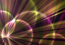 fondo oscuro con los rayos Imagen de archivo libre de regalías