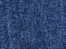 Fondo oscuro de la textura del dril de algodón Imagen de archivo libre de regalías