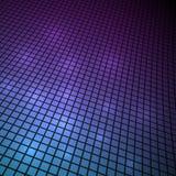 Fondo oscuro del mosaico 3D Foto de archivo