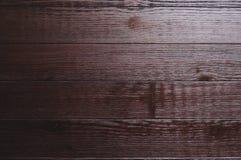 Fondo oscuro hermoso de madera de la cereza fotos de archivo libres de regalías