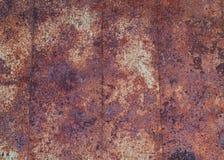 Fondo oxidado, concepto de objetos auténticos fotografía de archivo