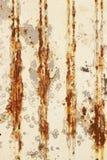 Fondo oxidado de la textura del hierro imágenes de archivo libres de regalías