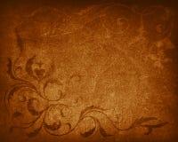 Fondo oxidado de la vendimia Imágenes de archivo libres de regalías