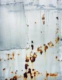 Fondo oxidado del metal Foto de archivo