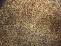 Fondo oxidado marrón abstracto Fotografía de archivo
