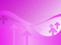 Fondo púrpura Foto de archivo