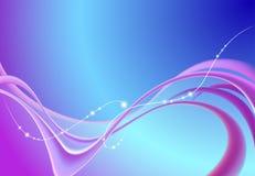 Fondo púrpura abstracto ilustración del vector