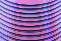 Fondo púrpura abstracto de la tecnología fotografía de archivo libre de regalías
