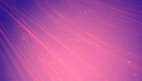 Fondo púrpura brillante de la energía del extracto libre illustration